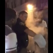 Video: NYPD Investigating Cop Who Dumped Water On Sidewalk Grill In Harlem