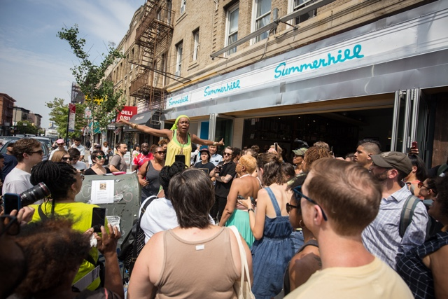Crown Heights 'Bullet Hole' Bar Owner Will Participate In Town Hall Meeting Thursday Night