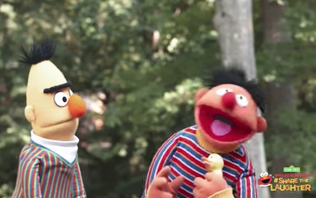 The REAL Song Of The Summer Is Sesame Street's Version Of 'Despacito'