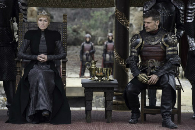 'Game Of Thrones' Power Rankings: The Dragon And The Wolf