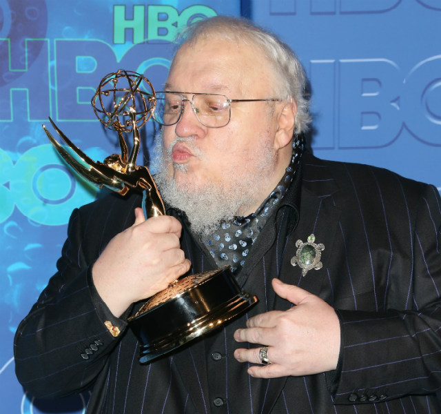 George R.R. Martin Too Busy To Watch 'Game Of Thrones'