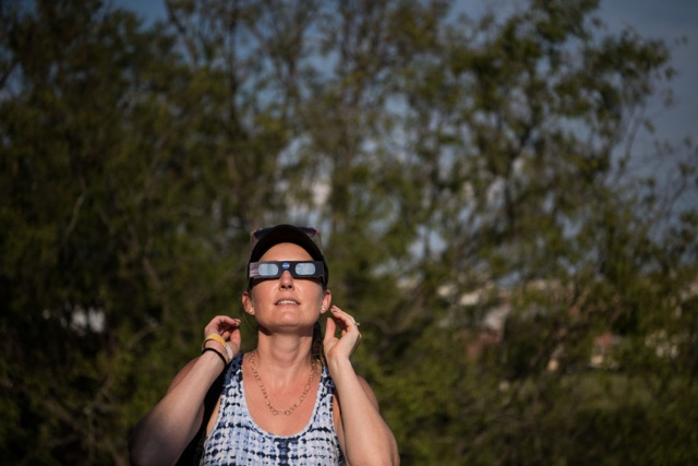 Why You Should NOT Take An Eclipse Selfie