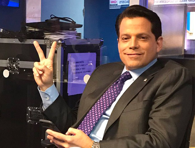 Anthony Scaramucci: Trump Should Have Been 'Much Harsher' To White Supremacists In Charlottesville Statement