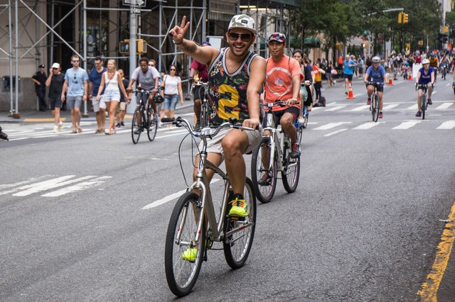 2017 Summer Streets Is On, And Here's The Route
