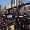 Dozens Of NYPD Officers, Including Frank Serpico, Rally For Colin Kaepernick