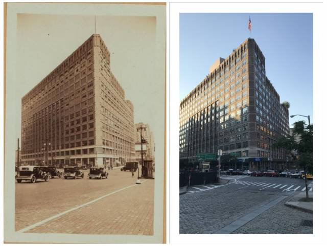 Then & Now Photos Show How Tribeca Has Changed Over 100 Years