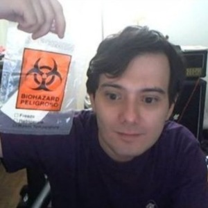 Martin Shkreli So Sorry For Telling His Followers To Collect Hillary Clinton's Hair