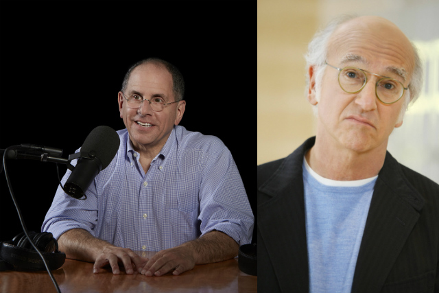Interview: A Deep Dive Into 'Curb Your Enthusiasm' With Podcaster James Andrew Miller