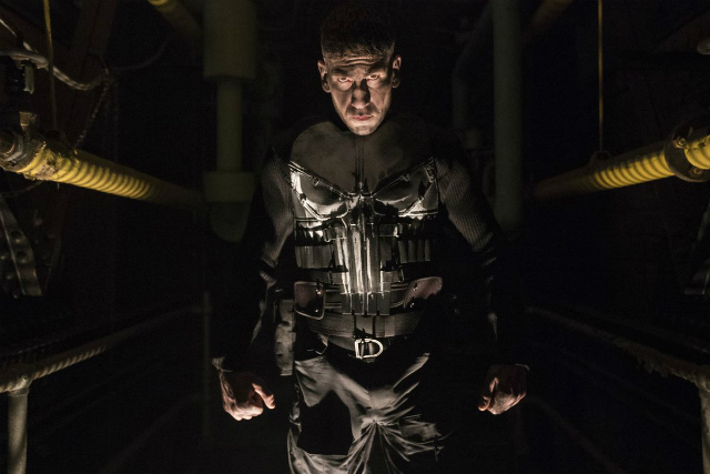 'The Punisher' Is Really Into Guns, Blood & Metallica In First Trailer