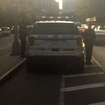 Elevated Brooklyn Bike Path Doubles As Totally Awesome Police Parking