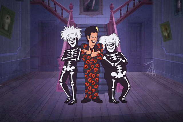 SNL's David S. Pumpkins Is Getting His Own Animated Halloween Special