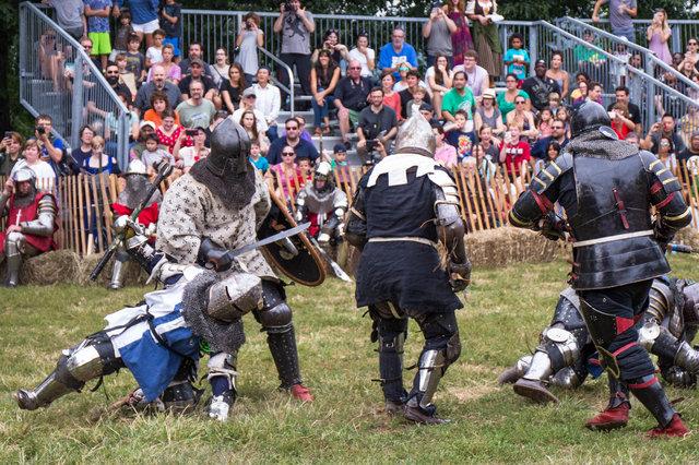 Get Your Renaissance Faire On At Fort Tryon Park's Medieval Festival