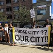 Anti-Gentrification Protesters March Through Brooklyn