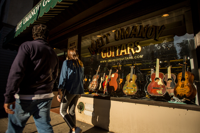 The Legendary Matt Umanov Guitars Is Closing After 50 Years In The Village
