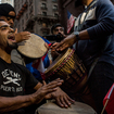 Photos: Protesters Rally Near Trump Tower To Demand Justice For Puerto Rico