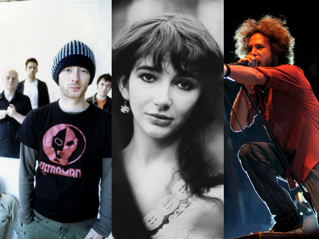 Radiohead, Kate Bush, Nina Simone & Rage Against The Machine Nominated For Rock & Roll Hall Of Fame