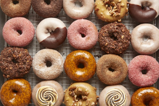 Philly Favorite Federal Donuts Lands In Chelsea Market On Friday