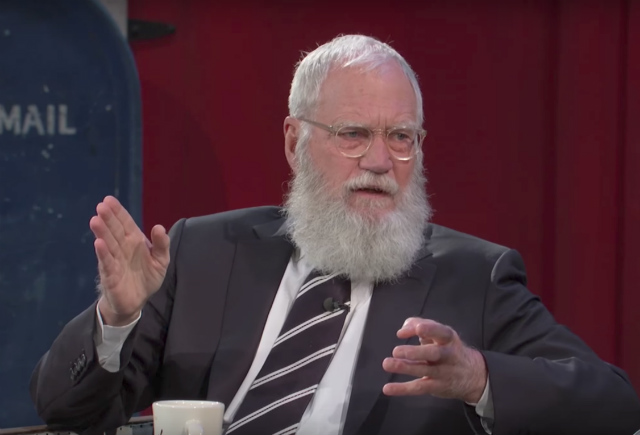 David Letterman Explains Why He Sent Conan O'Brien A Horse In Charming Kimmel Interview