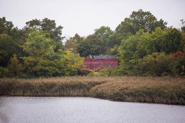 Photos: Exploring The Abandoned 19th Century Ridgewood Reservoir