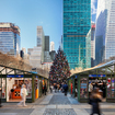 The Holiday Winter Village In Bryant Park Opens Saturday With Free Hot Chocolate