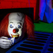 Photos: Check Out The Creepy Clowns Of The 78th Precinct's Haunted House