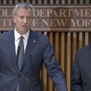 De Blasio Declares Deadly West Side Highway Attack 'Act Of Terror'