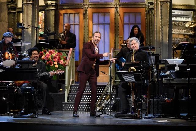 Videos: Yes, Ryan Gosling Giggled A Lot In SNL's Season Premiere