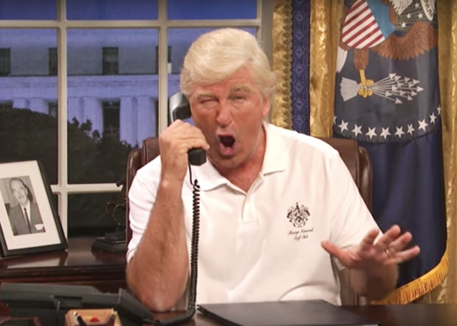 'We Have To Take Care Of America First': Alec Baldwin Returns As President Trump In SNL Season 43 Premiere