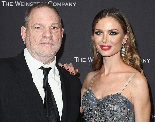 Harvey Weinstein's Wife Georgina Chapman Is Leaving Him: 'My Heart Breaks For All The Women Who Have Suffered'