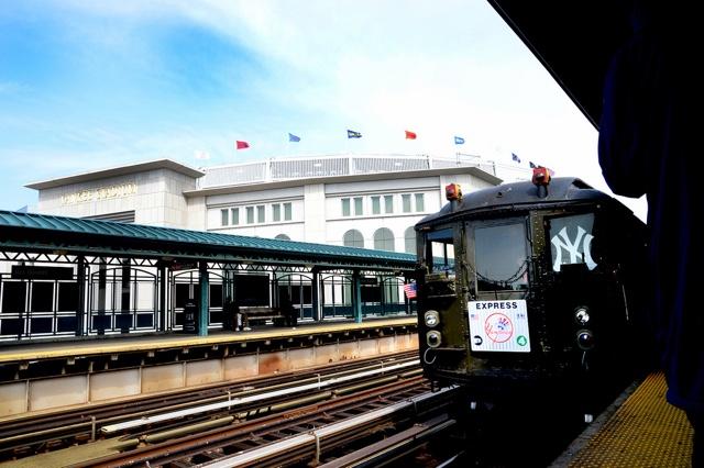 Take The Nostalgia Train To Yankee Stadium For ALCS Games