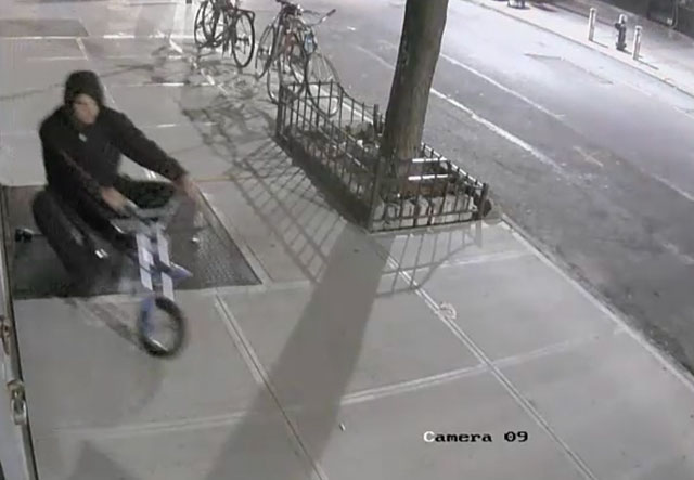 'Scooter'-Riding Guy Wanted For Questioning In Rivington Street Shooting