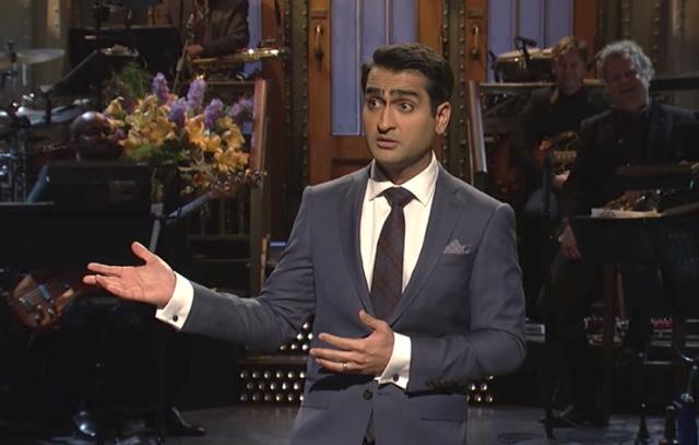 Kumail Nanjiani Tackles Islamophobia And Racism On SNL