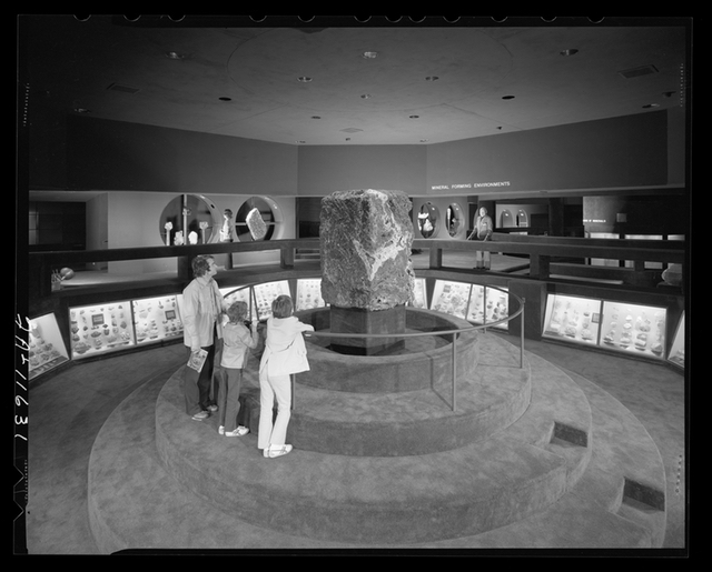 We'll Miss The 1970s Vibe Of The AMNH Halls Of Gems And Minerals