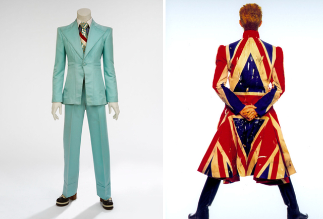 'David Bowie Is' Exhibit Coming To Brooklyn Museum In 2018