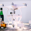 Cocktails With Drones: The Perfectly Unnecessary Way To Serve A Drink
