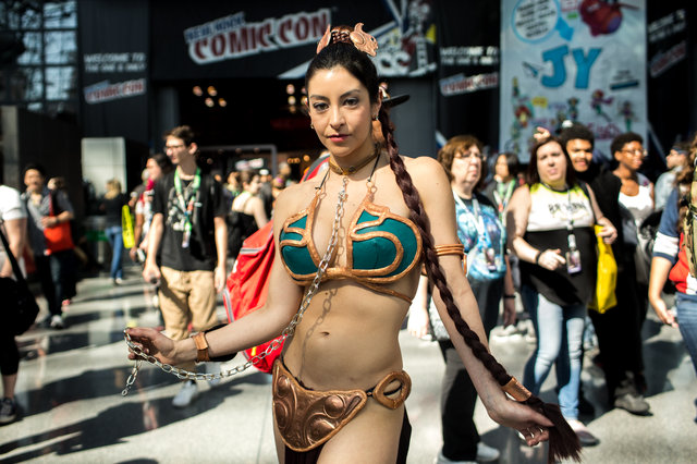 Photos: The Best Cosplay Of Comic Con 2017