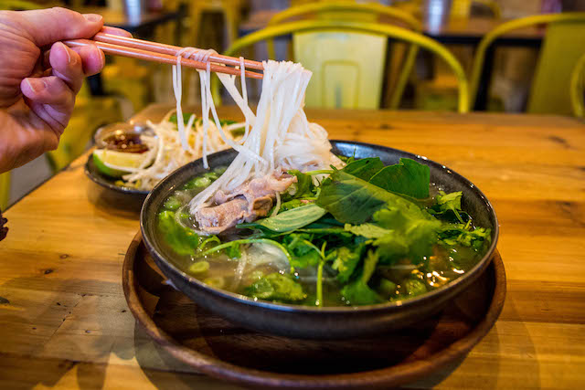 Great New Pho & Curries Now On The LES
