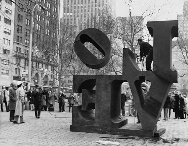 Photos: Here's What 50 Years Of Public Art In NYC Looks Like