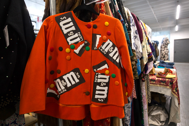 Inside The Vintage Clothing Wonderland That's Set Up Shop In Brooklyn For The Weekend