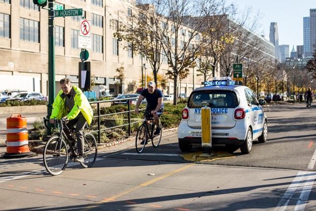 City Will Install 'Blockers' Along West Side Bike Path In Wake Of Deadly Terrorist Attack