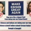 Racist Mailer Calls For Deportation Of Asian School Board Candidates To 'Make Edison Great Again'