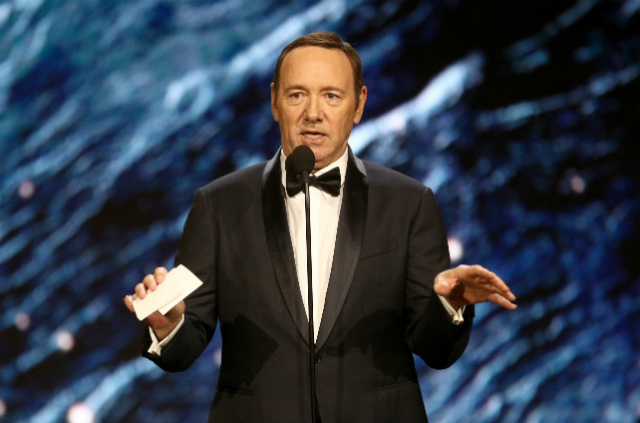 Artist Claims Kevin Spacey Tried To Rape Him When He Was 15