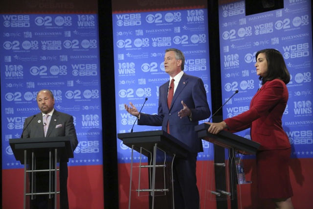 Mayoral Hopeful & Neat Freak Bo Dietl Calls NYC 'Dirtiest City I've Ever Seen' In Final Debate