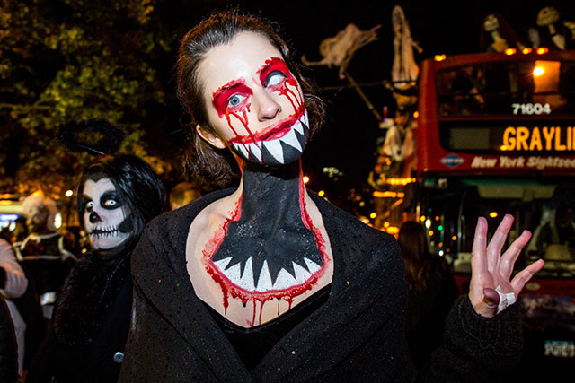 Photos: The Best Costumes At NYC's Village Halloween Parade