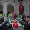 'Decolonize This Place' Protesters Disrupt Brooklyn Museum, Condemn 'Imperial Plunder'