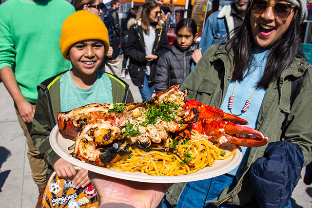 The Best Newcomers At Smorgasburg 2018