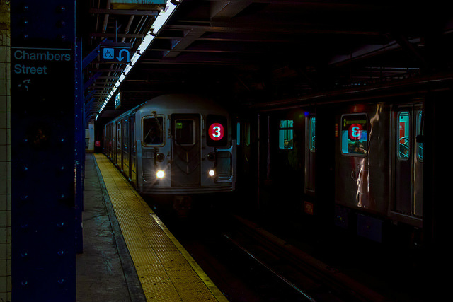 Subway Commuters 'Trapped' Along 1, 2, 3 Lines Due To Signal Problems