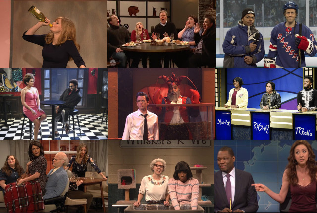 The Best Live Sketches Of 'Saturday Night Live' Season 43