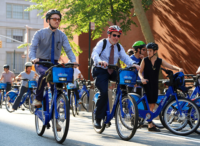 As Citi Bike Turns Five, Advocates Call For Important Improvements