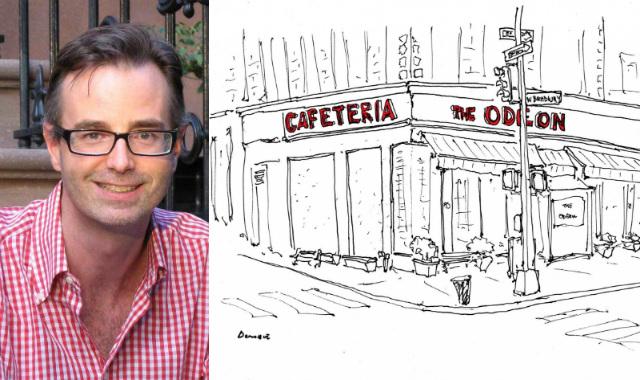 Sketchy Interviews: 'All The Restaurants In New York' Chronicler John Donohue